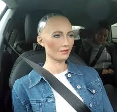 Future of Work for Sophia Robot—does it offer a misleading impression?