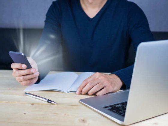 Smartphone Addiction Undermines eLearning Advantages