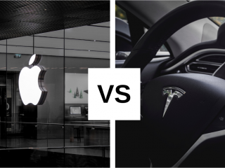 Winning Strategy of Apple vs Tesla offers insights to predict the dynamics in the automobile industry for offering cleaner and safer tomorrow