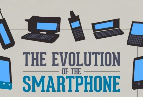 Evolution of smartphone as disruptive innovation started the journey causing disruption to PDA