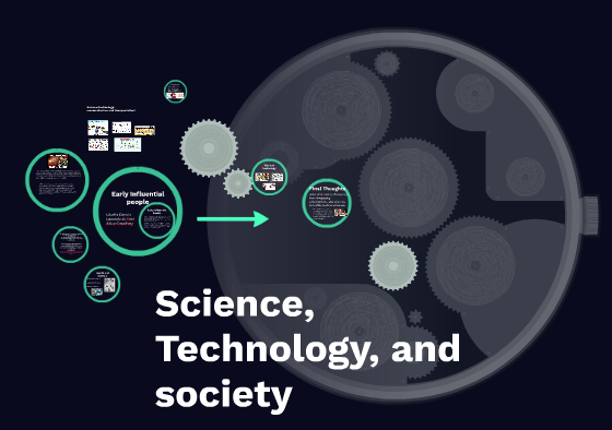 Science, technology and society is an interconnected phenomenon that demands us to perceive transformation from the perspective of signals and patterns