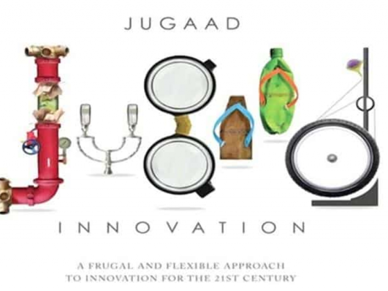 Frugal innovation and Jugaad are attempting to patronize tinkering based local innovation, and producing strip-down versions of industrial products