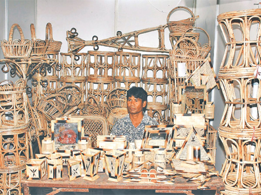 Cottage industries remain small due to the fact that they have been failing to generate a flow of ideas in improving their products and reducing the cost
