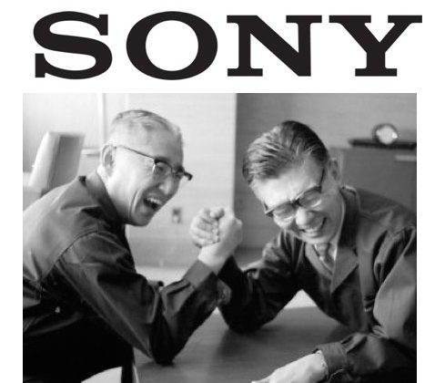 Sony--why is it a role model for startup, innovation, and idea economy?
